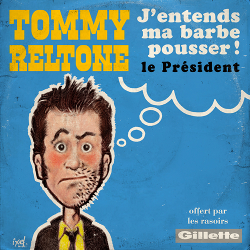 Tommy Lorente Powerpop Music album stupefaction